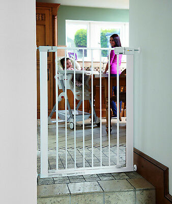 Pressure Safety Gate Extension Width Additional 7cm Fit Wide Door Frames Stairs