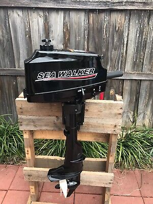 3.5hp Outboard Motor - Brand New