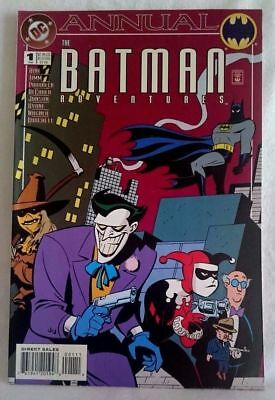 THE BATMAN ADVENTURES: Annual #1 - 1994 - DC Comics