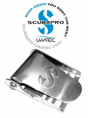 SCUBAPRO WEIGHT BELT BUCKLE , Nylon or Stainless Steel~ Free Shipping