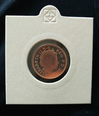 2005 Proof One Pence Coin - Perfect