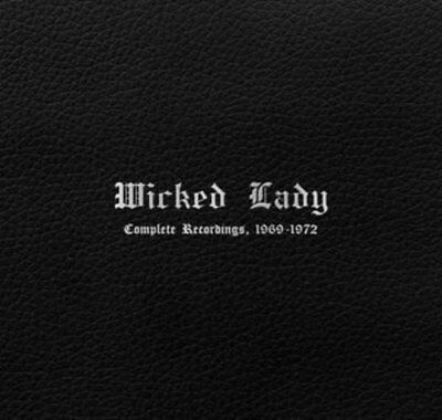WICKED LADY - Complete Recordings 1969 - 1972 DELUXE VINYL BOXSET  4 LPs Guerss
