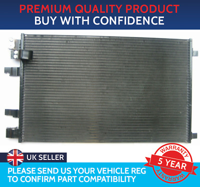Brand New Condenser (Air Con Radiator) Nissan Qashqai 2.0 Dci 2007 To 2013 J10