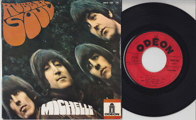 The BEATLES * Michelle * 1965 French EP *
