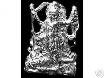 LOOK Hindu GODDESS OF PROTECTION KALI OM SHIVA Ring Jewelry
