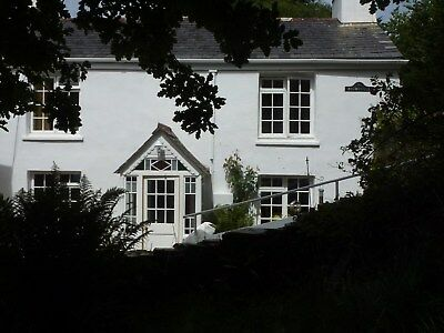 Cottages for sale-Cornwall.  3 bed + 1 bed, 4 acres of land, idyllic, private