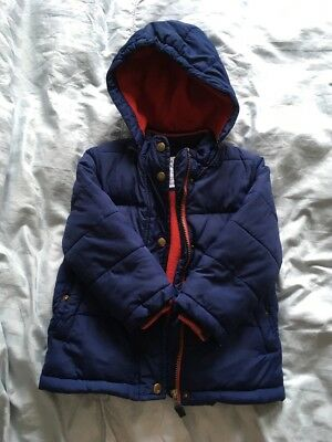 genuine ralph lauren boys coat age approx 2 3 years picclick uk. Black Bedroom Furniture Sets. Home Design Ideas