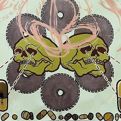 AGORAPHOBIC NOSEBLEED - Frozen Corpse Stuffed with Dope - CD (Relapse)