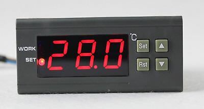 30 to 300℃ Digital Temperature Controller Temp Sensor Thermostat Control Relay