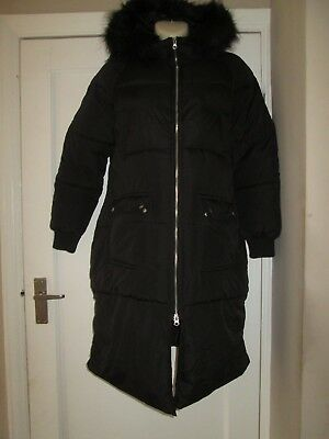 Lovely Size 8 New Look Waterproof Maternity Coat See Pics!!