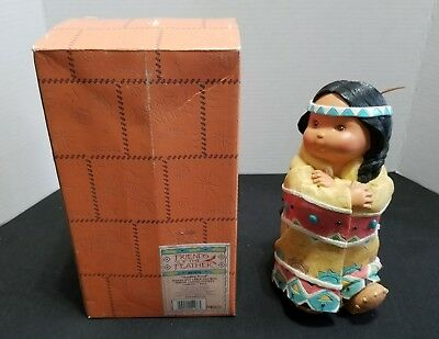 Enesco Friends of the Feather 1998 Standing Proud Limited Edition Large Figurine