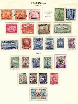 Guatemala Pages Collection