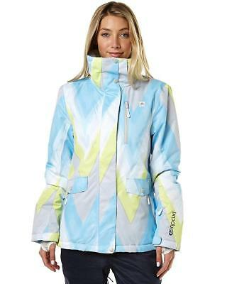Rip Curl PULSE SNOW JACKET 20K/20K Womens Snowboard Ski Waterproof Jacket - Yell