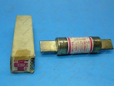 Shawmut TR125 Time Delay Fuse Class K5 125 Amps 250VAC/250VDC New