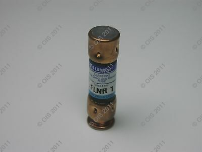 Littelfuse FLNR1 Time-delay Fuse Class RK5 1 Amps 250VAC/125VDC New