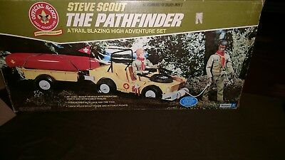 Steve the scout the Pathfinder