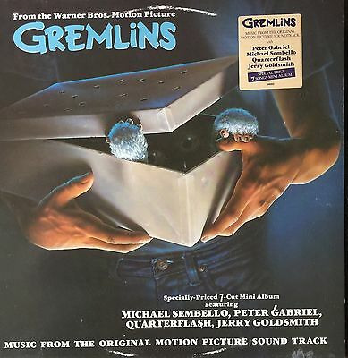 GREMLINS - Music by Jerry Goldsmith - Soundtrack LP MINT