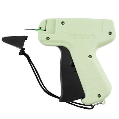"""New Clothes Garment Price Label Tagging Tag Gun 3""""1000 Barbs + 1 Needle"""