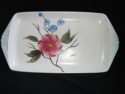 Radford Pottery Hand-painted Sandwich Tray – Ref 1015