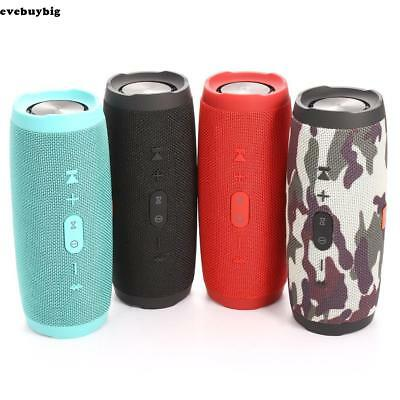 New Charge 3+ Waterproof Portable Wireless Bluetooth Speaker Multi-Color top gg