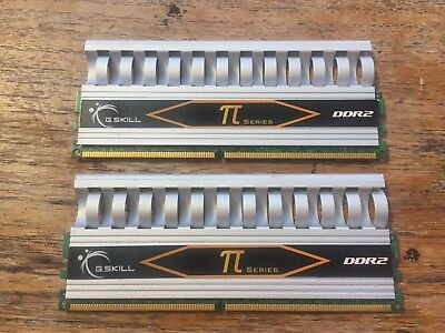 G.skill 4GB(2 x 2GB) Kit DDR2 1066 Desktop RAM/F2-8500CL5D-4GBPI