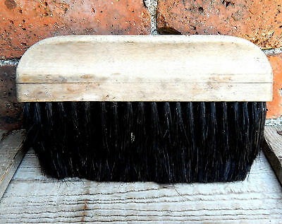 "Vintage Decorators Wallpaper Hanging Brush Pure Bristle Paper 9"" Shabby"