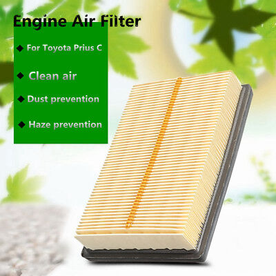 Yellow Engine Air Filter For Toyota Prius C 2012 - 2014 17801-21060 NEW