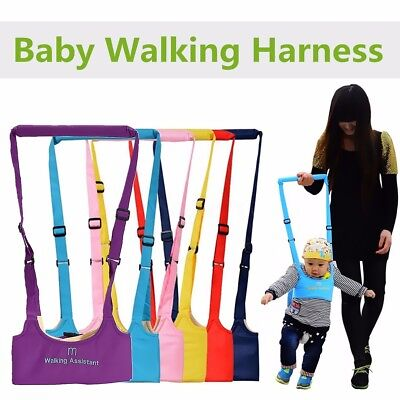 Baby Toddler Walking Wing Belt Safety Harness Strap Walk Assistant Kid Harness