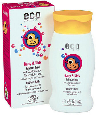 (5,71 €/100ml) eco cosmetics Baby Schaumbad (200ml)