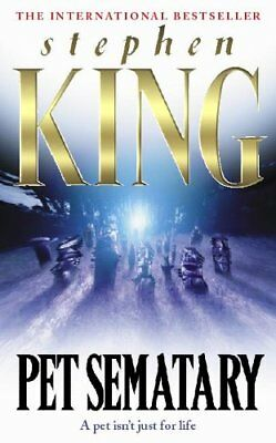 Pet Sematary By Stephen King. 9780450057694