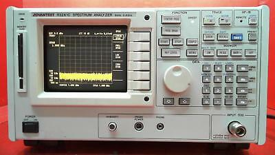Advantest R3261C Spectrum Analyzer 9Khz to 2.6GHz