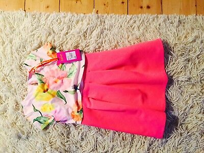 Ted Baker Baby Toddler Girls Dress age 5-6 Years- THIS SEASON - Still in store