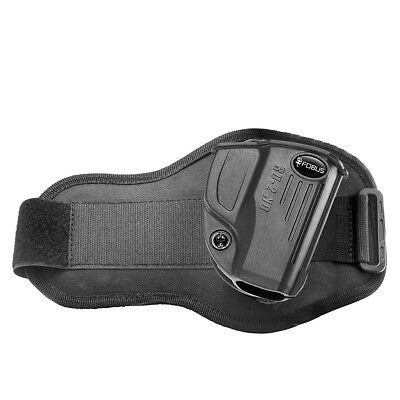 Fobus Concealment Ankle Holster for Ruger LC9s & LC380 - RU-2 ND A