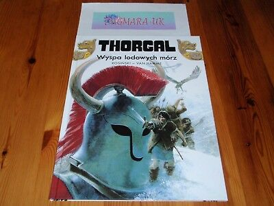 *New Polish Book* Thorgal, tom 2 - Wyspa lodowych mórz *komiks*