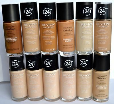 Revlon colorstay 24 hours makeup foundation 30ml - choose colour