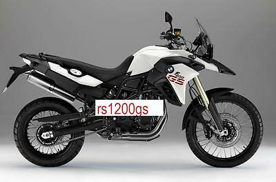 Manuale Officina BMW F 800 GS All Models Repair Taller Atelier Reparatur
