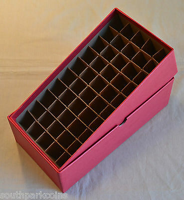 *Cent Roll Storage Box - Red (Guardhouse)*