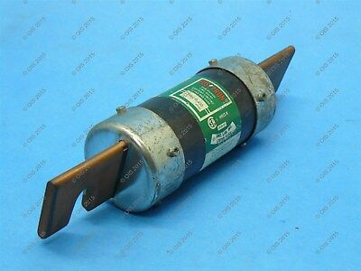 Bussmann FRN-R-400 Time-delay Fuse Class RK5 400 Amps 250 VAC/DC New
