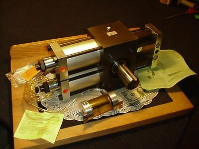 PHD Rotary Actuator R13R 8 090-A-D with Oil Reservoir NEW!