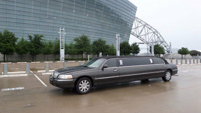 "2006 Lincoln Town Car Privately Used Limousine ""ILS Certified"" Private  Limousine Used Limousines Stretch Limousine Cars  Limos"