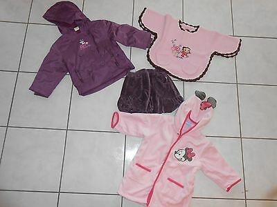 Lot fille 18 mois DISNEY MINNIE BETTY BOOP