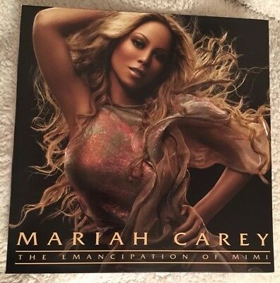 "Mariah Carey - The Emancipation Of Mimi - USA 12"" Vinyl Album"