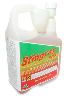 Bed Bugs killer Stingray ME kills fleas bed-bugs cockroaches for profesional use