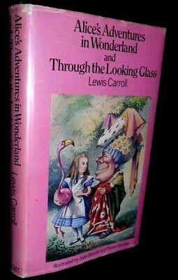 Alice's Adventures In Wonderland & Through The Looking Glass, Lewis Carroll