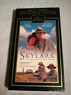 Skylark: The Sequel to Sarah, Plain and Tall Gold Crown Collectors Edition VHS