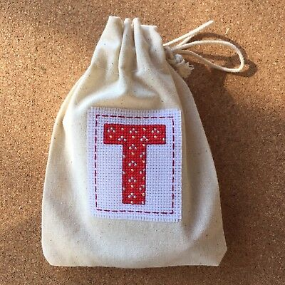 Made to Order Cross Stitch Letter, Name, Word