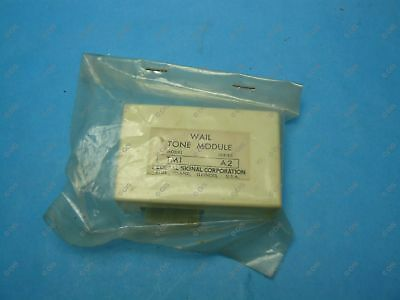 Federal Signal TM1 Wail Tone Module New