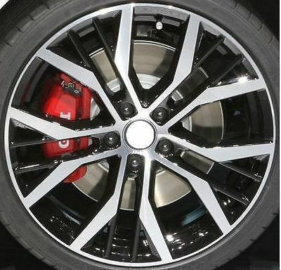 19 inch APEC GTI  WHEELS AND TYRES VW GOLF LIMITED STOCK FITS GOLF VW VOLKSWAGEN