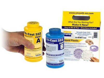 Smooth Cast Series Trial Kit (860gm) 322
