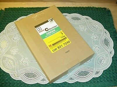 Kodak C Developer Green 8317240 NEW! SEALED!